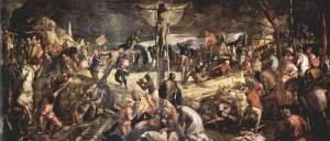 Tintoretto-Crucifixion